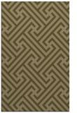rug #171009 |  brown rug