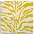 rug #172245   square yellow rug