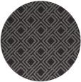 rug #174912   round check rug