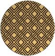 rug #175060   round check rug