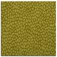 rug #175785 | square light-green rug