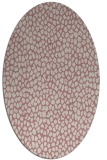 rug #176157 | oval flags rug