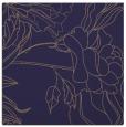 rug #177333 | square blue-violet rug