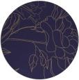 rug #178389 | round beige rug