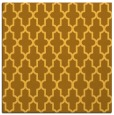 rug #181049 | square light-orange rug
