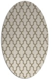 rug #181100 | oval traditional rug