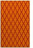 rug #181693 |  orange rug