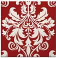 rug #193313 | square red rug