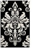 rug #193773    black rug