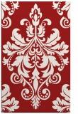 rug #194017 |  red rug