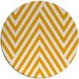 rug #196217 | round light-orange rug