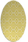 rug #203157 | oval traditional rug
