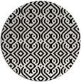 rug #203834   round traditional rug