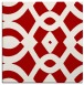 rug #204505 | square red rug