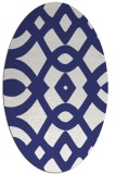 rug #204897 | oval flags rug