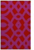 rug #205221 |  pink rug
