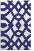 rug #205249 |  blue rug