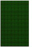 rug #208557 |  green rug