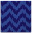 rug #209649 | square blue-violet rug
