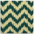 rug #209749   square yellow rug