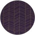 rug #230193 | round contemporary rug