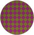 rug #235471   round check rug
