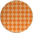 rug #235503   round check rug