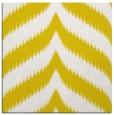rug #238005   square yellow rug