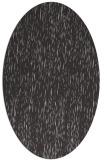 rug #241777 | oval red-orange rug
