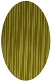rug #243657 | oval light-green rug