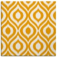 rug #250361 | square light-orange rug