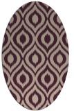 rug #250537   oval natural rug