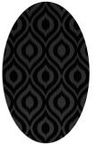 rug #250652 | oval natural rug