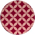 rug #253060 | round traditional rug