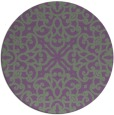 rug #254784 | round traditional rug