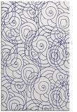 rug #258049 |  blue rug