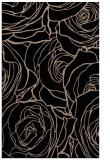 rug #259541 |  black rug