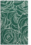 rug #259661 |  green rug