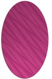 rug #266427 | oval stripes rug