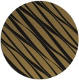 rug #266941   round black rug