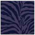 rug #267709 | square blue-violet rug