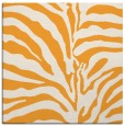 rug #267973 | square light-orange rug