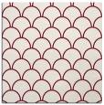 rug #271357 | square pink rug
