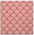 rug #271361 | square pink rug