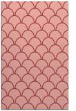 rug #272065 |  pink rug