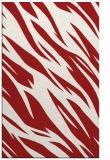rug #273857 |  red rug