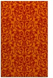 rug #282654    damask rug