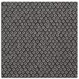 rug #288945 | square red-orange rug