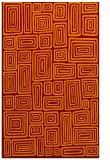 rug #293160    retro rug