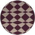 rug #298761   round check rug